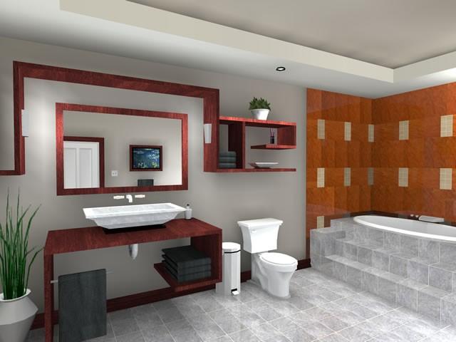 Vybavení pro koupelny