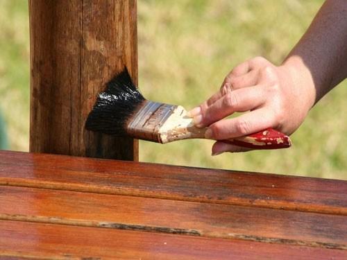 jak ošetřovat dřevo