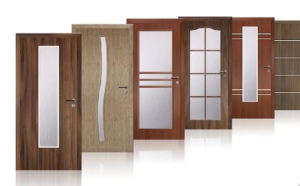 dveře a zarubně
