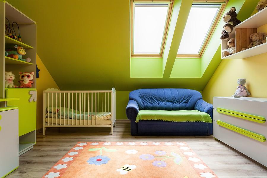 jak zařídit dětský pokoj
