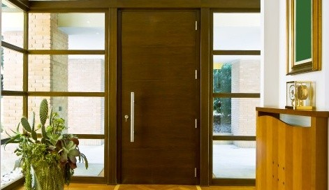 hliníkové vstupn dveře