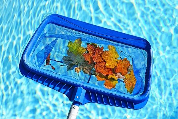 jak zazimovat bazén