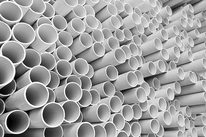 plastové trubky