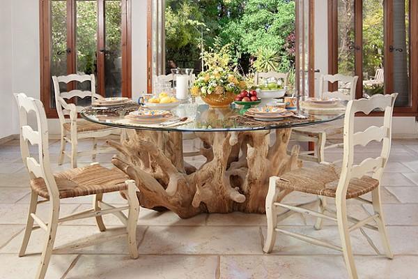 krásný nábytek ze dřeva