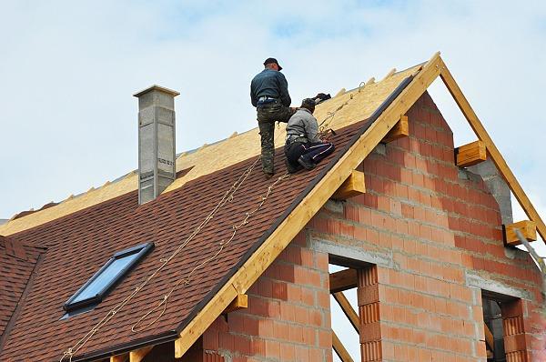 druhy střech