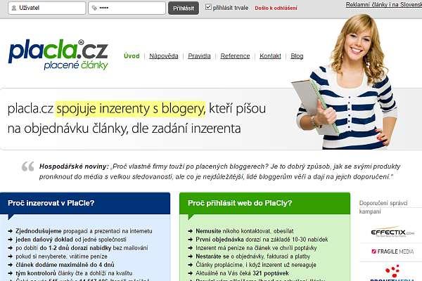 spolupráce placla.cz